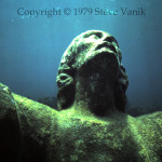 Face of Christ of the Abyss 2 - Key Largo FL - May 1979