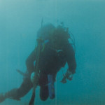 Spearfishing is often done when visibility is not the best